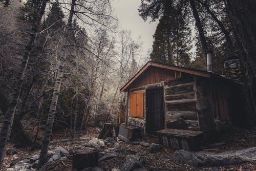 chata v horách