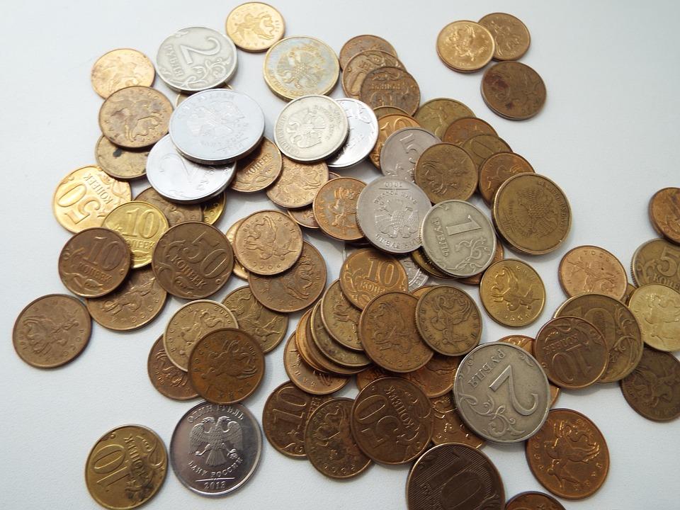ruské mince